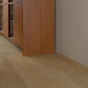 Rodapés para pisos laminados